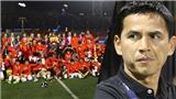 Kiatisak: 'Dù vô địch SEA Games, bóng đá Việt Nam không hề vượt trội Thái Lan'