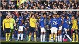 Everton 0-0 Arsenal: 'Pháo thủ' chơi bế tắc, chờ Mikel Arteta giải cứu