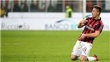 VIDEO bàn thắng AC Milan 2-0 Napoli: Tân binh Piatek lập cú đúp đẳng cấp