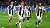 VIDEO Juventus 3-0 Atletico (tổng 3-2): Ronaldo lập hat-trick, Juve ngược dòng thần thánh