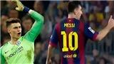 Đừng trách Kepa: Messi cũng từng từ chối rời sân khiến HLV phát cáu