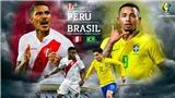 Soi kèo bóng đá Brazil vs Peru. Trực tiếp Brazil đấu với Chile. Trực tiếp Copa America 2019