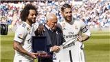 NÓNG: Sergio Ramos và Marcelo đòi rời Real Madrid, muốn tái ngộ với Ronaldo ở Juventus