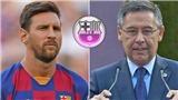 Barca thuê hẳn một công ty tấn công Messi, Xavi, Pique... trên mạng xã hội