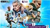 Soi kèo nhà cái Tottenham vs Man City. K+PM trực tiếp vòng 25 Giải ngoại hạng Anh