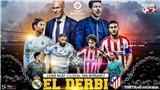 Soi kèo nhà cái Real Madrid đấu với Atletico Madrid. BĐTV trực tiếp  vòng 22 La Liga