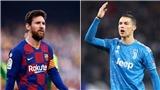 Van Basten: 'Nói Ronaldo giỏi hơn Messi là chẳng hiểu gì về bóng đá'