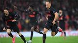Liverpool 2-3 Atletico Madrid (tổng 2-4): Adrian mắc lỗi, Liverpool thành cựu vương