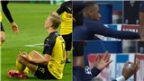 Neymar và đồng đội gây sốt khi bắt chước màn ăn mừng của Haaland