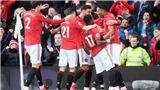 Solskjaer nói gì sau khi MU thắng trận thứ 3 trước Man City ở mùa này?
