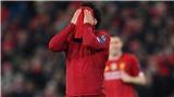 Liverpool 2-3 Atletico: 'Adrian đã dương tính với virus CoronaKarius'