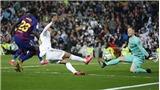 Zidane chỉ ra lý do giúp Real thắng. Quique thừa nhận Barca vẫn phụ thuộc Messi