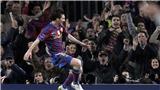 Cách đây 10 năm, Messi một tay hủy diệt Arsenal tại Camp Nou