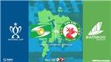 Soi kèo nhà cái SLNA vsBình Định. BĐTV trực tiếp bóng đá Việt Nam hôm nay