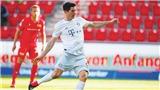 Kết quả bóng đá, Bayern Munich 5-2 Eintracht Frankfurt: 'Hùm xám' báo thù thành công