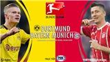 Soi kèo bóng đá Dortmund vs Bayern Munich. Vòng 28 Bundesliga. Trực tiếp FOX Sports