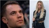Chưa ly hôn, Manuel Neuer đã hẹn hò nữ sinh 19 tuổi giống hệt vợ