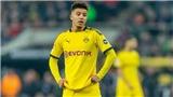 Tin bóng đá MU 9/5: MU quyết mua Sancho. Ajax có thể bán Van de Beek cho MU
