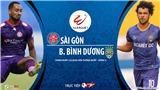 Soi kèo bóng đá Sài Gòn vsB. Bình Dương. Trực tiếp bóng đá vòng 3 V-League 2020