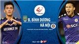 Soi kèo bóng đá Bình Dương vsHà Nội. Trực tiếp bóng đá V-League vòng 6