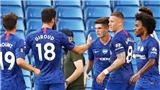VIDEO bàn thắng Chelsea 2-1 Man City: Pulisic, Willian chôn vùi Man City, Liverpool vô địch