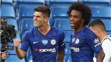 Chelsea 2-1 Man City: Chelsea giúp Liverpool chính thức vô địch Ngoại hạng Anh