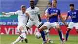 VIDEO bàn thắng Leicester 0-1 Chelsea: Barkley giúp Chelsea gặp MU ở Bán kết FA Cup