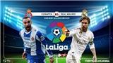 Soi kèo bóng đá Espanyol vs Real Madrid. Vòng 32 La Liga. Trực tiếp BĐTV