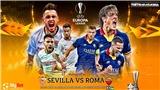 Soi kèo bóng đá Sevilla vs Roma. Vòng 1/8 Europa League. Trực tiếp K+PM