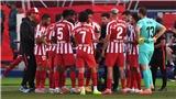 2 cầu thủ của Atletico Madrid dương tính với COVID-19 trước vòng Tứ kết C1