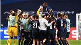 Leipzig 0-3 PSG: Di Maria toả sáng, PSG lần đầu vào Chung kết Champions League