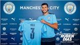Ruben Dias, tân binh của Man City: Từng lọt vào 'mắt xanh' của Mourinho, đánh bại cả Van Dijk