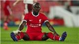 Sau Thiago, đến lượt Mane nhiễm COVID-19, Liverpool lo sốt vó