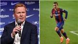 Barca: Koeman lên tiếng 'dằn mặt' sau phàn nàn của Griezmann