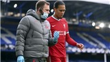 Bóng đá hôm nay 19/10: Van Dijk nghỉ ít nhất 5 tháng. MU còn hy vọng mua Sancho