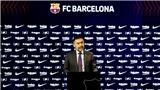 Barcelona: Josep Bartomeu cuối cùng đã tuyên bố từ chức