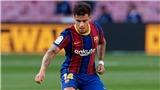 Barcelona: Thua Kinh điển, mất luôn Coutinho tới 3 tuần