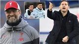 Lampard đáp trả Klopp sau trận thua Everton, tuyên bố Chelsea chưa đủ sức vô địch
