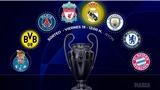 Lịch thi đấu tứ kết cúp C1:Real Madrid vs Liverpool, Bayern Munich vs PSG
