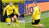 Erling Haaland và Phil Foden góp mặt trong Đội hình U20 xuất sắc nhất năm 2020