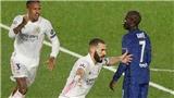 Báo thân Real khẳng định bàn thắng của Benzema không hợp lệ