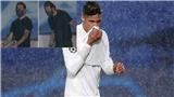 Real Madrid: Sergio Ramos hướng dẫn Varane đánh đầu từ trên khán đài