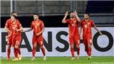 Vòng loại World Cup 2022 khu vực châu Âu: Đức thua sốc Bắc Macedonia. Anh thắng nhẹ Ba Lan