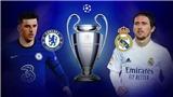 Kết quả bóng đá Chelsea 2-0 Real Madrid (tổng 3-1): Chơi áp đảo, Chelsea gặp Man City ở Chung kết Cúp C1