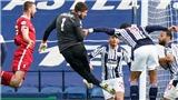 Liverpool: Cộng đồng mạng phát sốt khi thủ môn Alisson ghi bàn thắng vàng