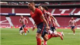 Cuộc đua vô địch La Liga thay đổi chóng mặt chỉ sau 19 phút ngắn ngủi