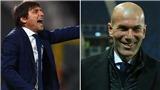 Zidane sẽ rời Real Madrid ngay lập tức, Conte chuẩn bị thay thế?
