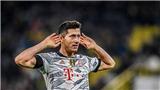 Dortmund 1-3 Bayern Munich: Lewandowski lập cú đúp, Bayern giành Siêu Cúp Đức