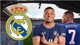 Real Madrid chính thức hỏi mua Mbappe với giá 137 triệu bảng