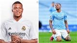 Chuyển nhượng 28/8: Juve mua Hazard thay Ronaldo. PSG muốn chiêu mộ Jesus
